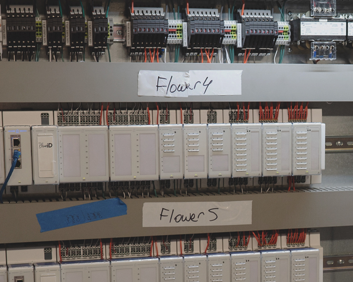 Equipment for automation and controllers