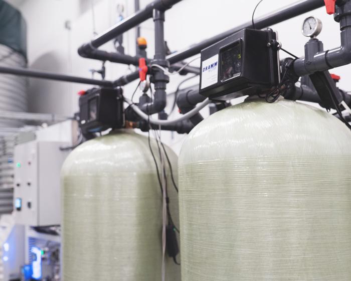 Dramm Irrigation tanks